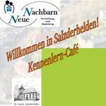 Plakat Kennenlern-Café - Neue Nachbarn in Salzderhelden-1