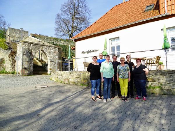 Maifeier an der Burgschänke – Salzderhelden.de