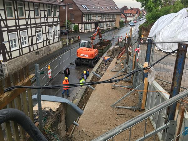 Informationen zur Baustelle – Salzderhelden.de